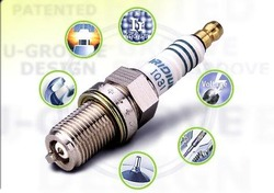 High Performance Iridium Spark Plugs +10HP