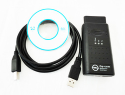 OP-COM OBD2 Diagnostic Fault Code Reader for VAUXHALL OPEL USB