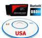 Bluetooth Wireless OBD2 Reader